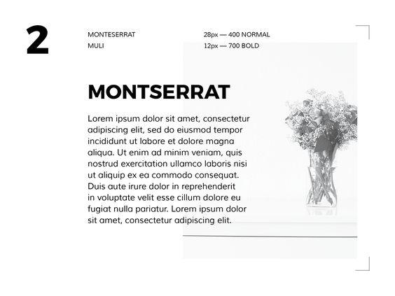 [4 different google font combinations]// Oswald - Lora// Monteserrat - Muli// Stencil - Cutive Mono// Abril Fatface - Droid Serif(2016)