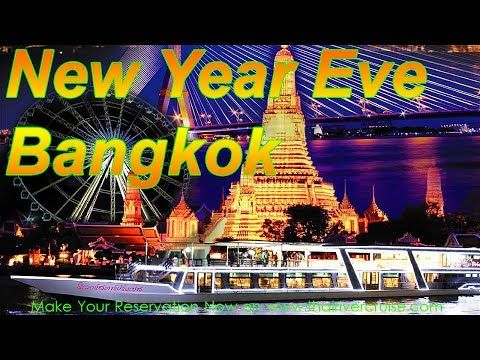 Bangkok Countdown 2019 Dinner Cruise River Star Princess Cruise New Year Eve Bangkok Chaophraya Dinner Cruise Thailand Places Cruise Specials Bangkok Thailand