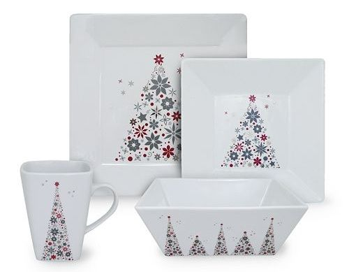 173 best Christmas dinnerware sets images on Pinterest | Christmas dishes Christmas dinnerware sets and Christmas starters  sc 1 st  Pinterest & 173 best Christmas dinnerware sets images on Pinterest | Christmas ...