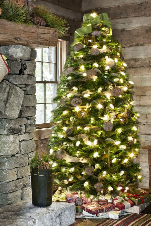 32 Festive Christmas Tree Decorating Ideas Ideas, Trees and