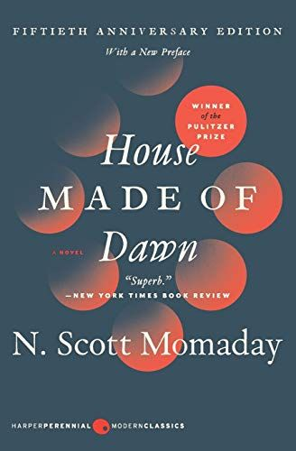 House Made Of Dawn A Novel P S Paperback December 11 2018 In 2020 House Made Of Dawn N Scott Momaday Pdf Books