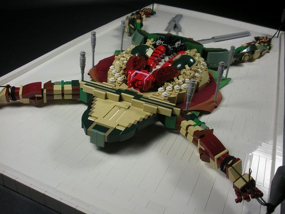 painless lego dissection