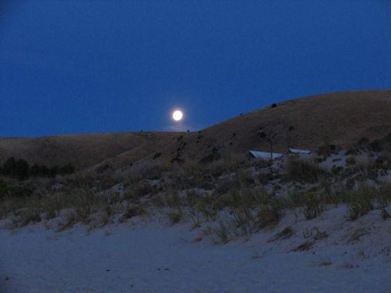 Fleurieu Peninsula full moon
