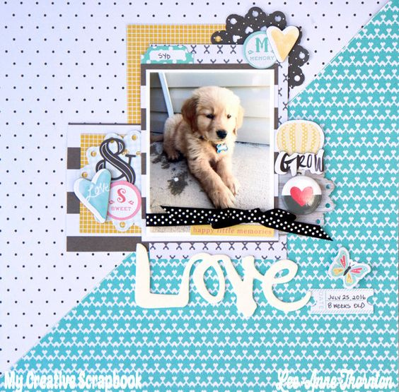 Share your puppy love with wonderful products from Fancy Pants Designs.