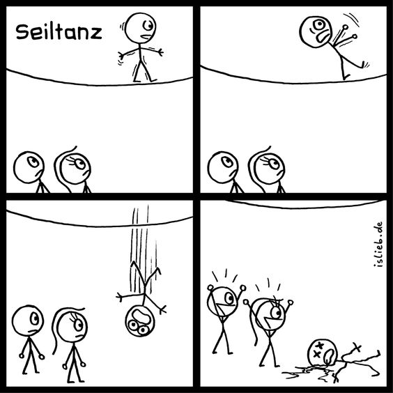 Seiltanz | #islieb