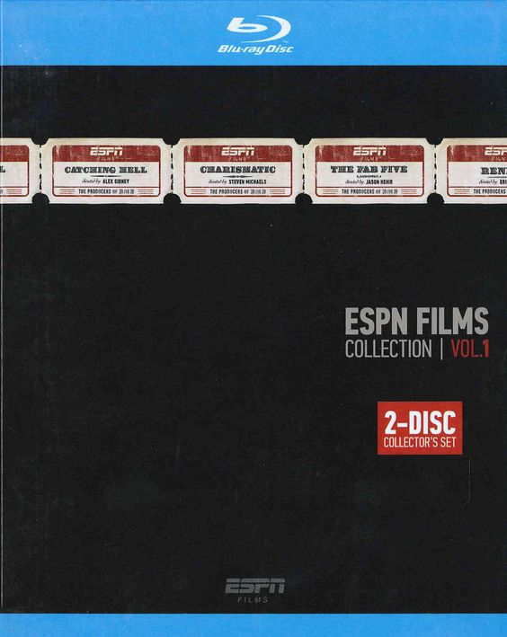 Espn Films 30 For 30: 2011 Collection