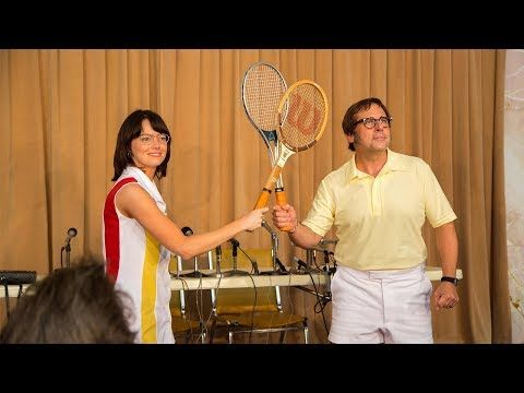 Billie Jean King Battle Of The Sexes Q A Moma Film Youtube Billie Jean King Tennis Champion Bobby Riggs