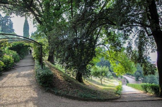 Bardini Gardens, Florence, Italy