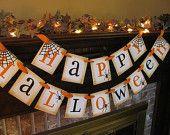 Cute Halloween banner