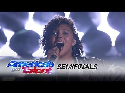 Jayna Brown, 'America's Got Talent' singer destroys Katy Perry cover