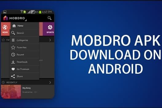 Download Mobdro Apk Free On Top1apk Streaming Tv Live Tv Streaming