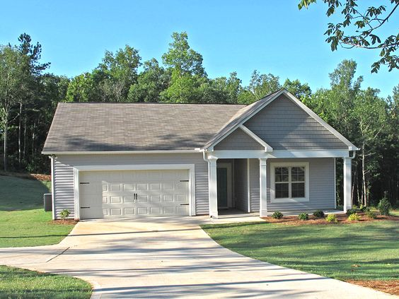 The Ginkgo West Point Ga Siding Is Royal Residential Victorian Gray Shake Is Royal Portsmouth Harvard Slate Front Door Color Is Sherwin W New Home Builders