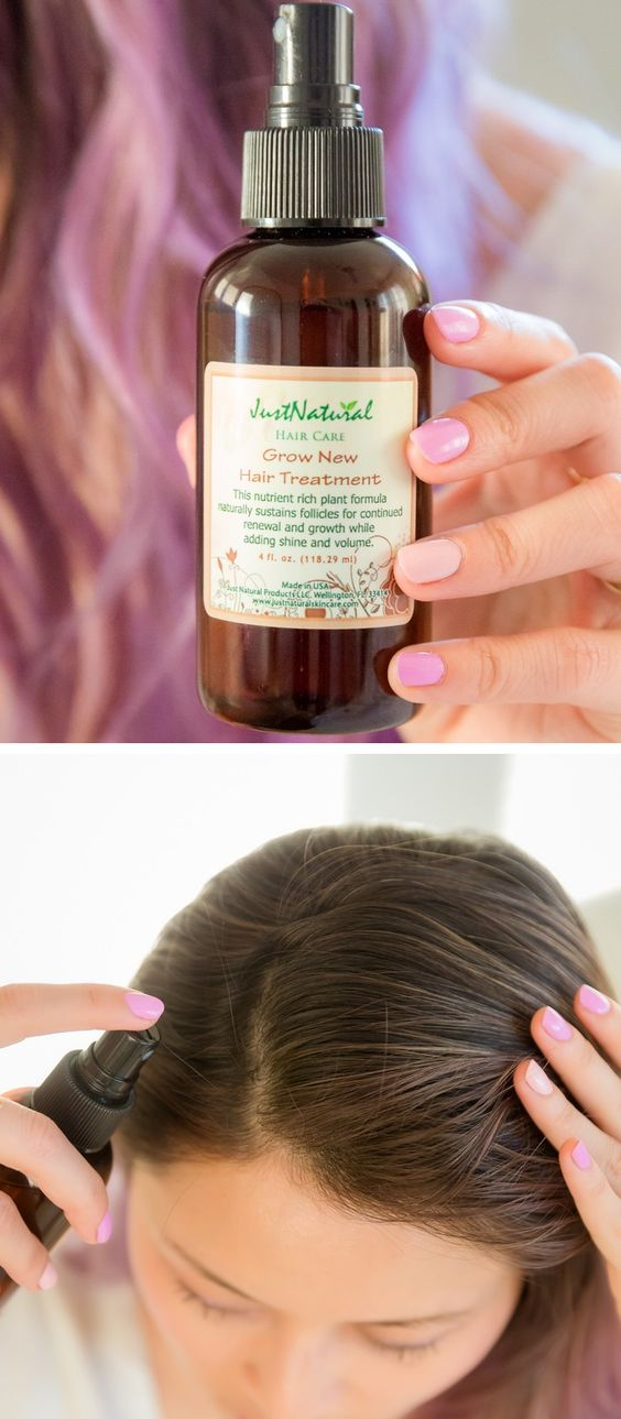 Natural Oil Hair Treatments Promote Growth And Moisture