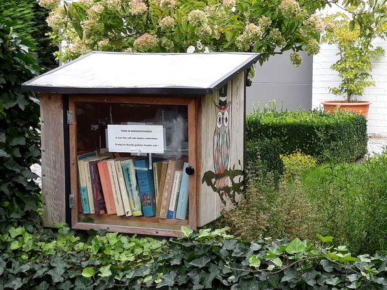 boekenruilkast Sint-Kruis Brugge