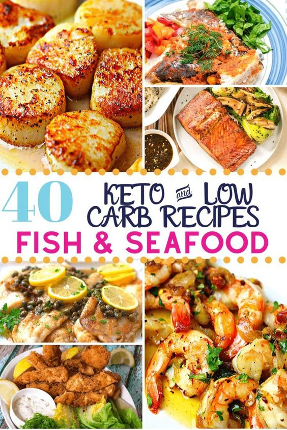 The Best 40+ Keto Fish & Seafood Recipes | Dr. Davinah's Eats