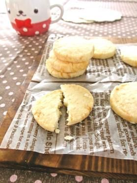 「サクサク*米粉のアイスボックスクッキー…」みっこmikko | お菓子・パンのレシピや作り方【corecle*コレクル】