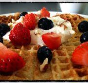 Fast Paleo » Coconut Breakfast Waffles - Paleo Recipe Sharing Site