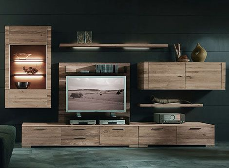 Interior : Contemporary Tv Wall Unit And Cabinet Design Ideas For