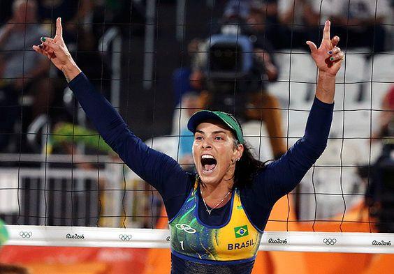 2016 Rio Olympics - Beach Volleyball - Women