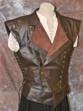 Avatar Jerkin | Sewing pants, Pirates and Cool jackets