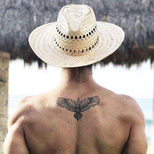 101 Best Back Tattoos For Men Cool Design Ideas 2020 Guide Back Tattoos For Guys Cool Back Tattoos Small Back Tattoos