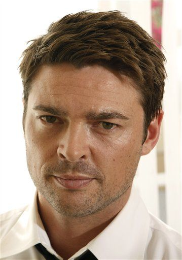 Karl Urban, straight up.