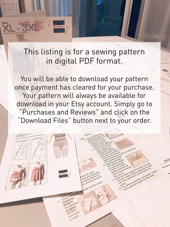 Bra Pattern Bra Foam Bra Sewing Pattern Bras Multi Sizes Etsy In 2021 Bra Sewing Bra Sewing Pattern Bra Pattern