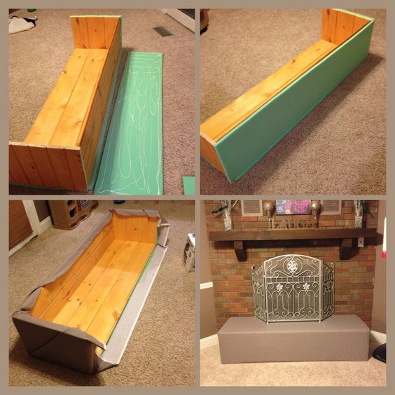 My latest project... DIY baby/kid proof fireplace