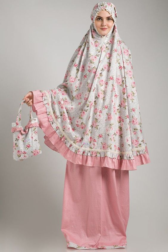 Fitrie Dusty Pink