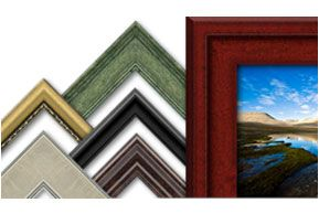 PICTURE AND ART FRAME BY MAIL: Buy Custom, Discount Frames and Framing at PictureFrames.com