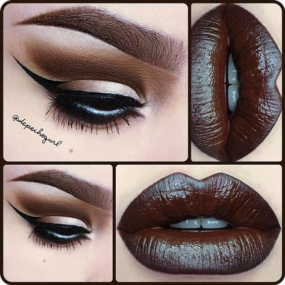Studios Eyes And Chocolate Makeup On Pinterest