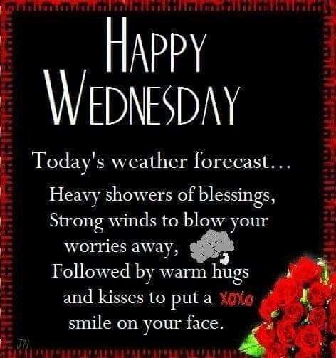 Hope you have a wonderful day