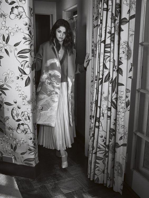 "selenagomez-fashionstyle: "" New photo for Vogue Australia (x) More here: SELENA GOMEZ """