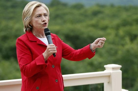 Hillary Clinton accuses China of stealing 'commercial secrets' and warns US to remain vigilant http://aje.io/b4ty