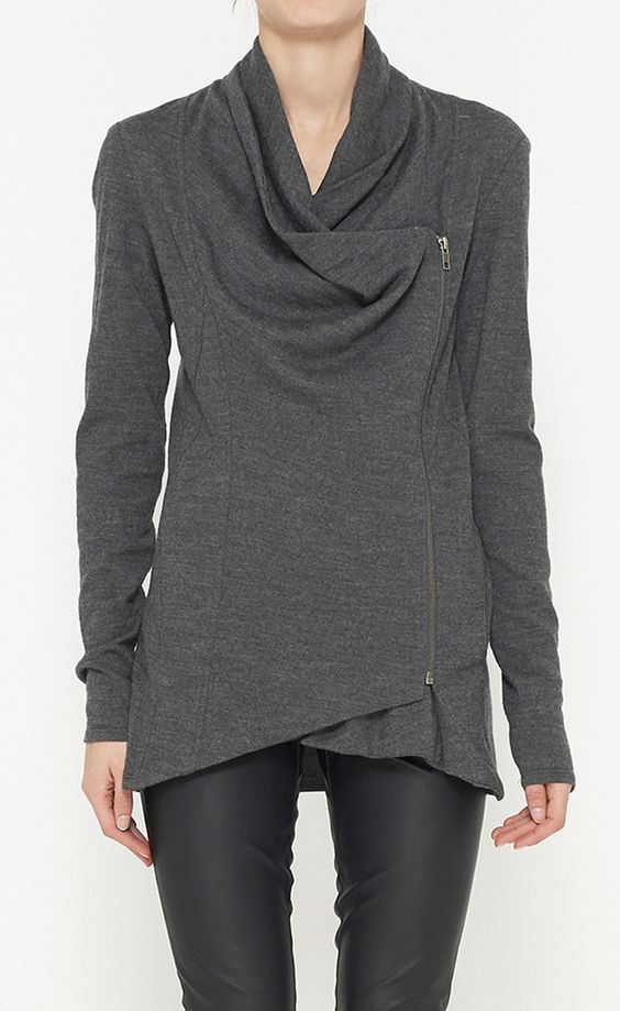 Helmut Lang Grey Jacket