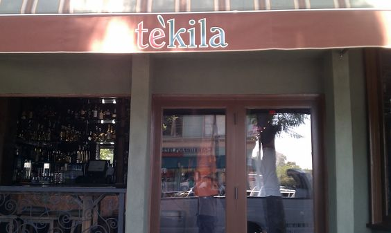 The Savory Hunter: TeKila: Now Open in Hollywood