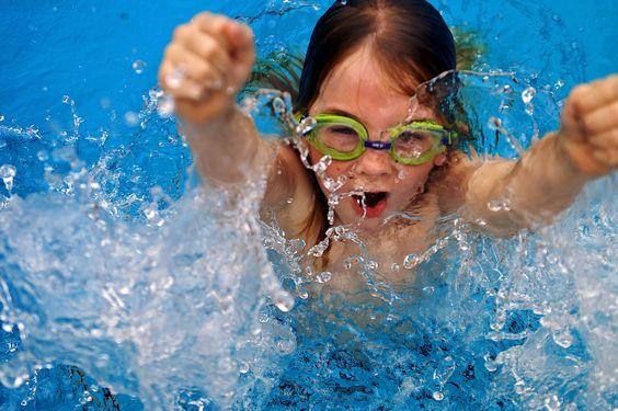 #bimbi #piscina #lezioni di nuoto #pool