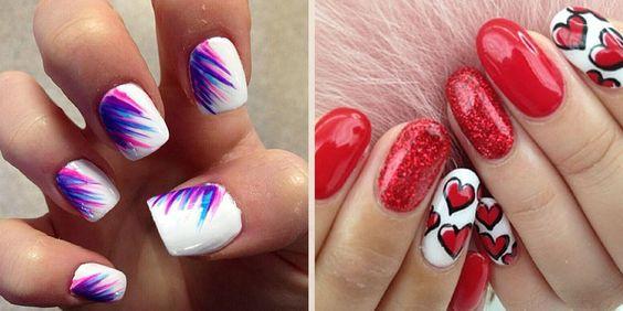 15 Ideias para Manicure | http://www.timeforprimping.com/15-ideias-manicure/