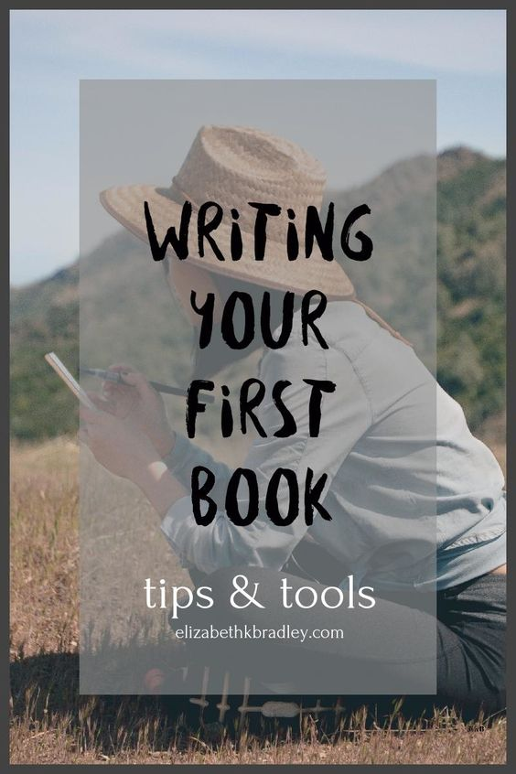 Writing Your First Book | Are you ready to start writing your first book? Check out this post for Tips on writing and publishing your first book.