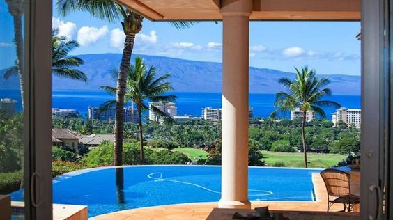 Kai Nehe at the Pinnacle in Maui | Lahaina, Hawaii | 3RD HOME #hawaii