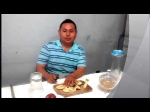 Fermentacion acetica Vinagre de Manzana