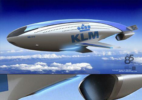 KLM's Whale Plane – WB-1010