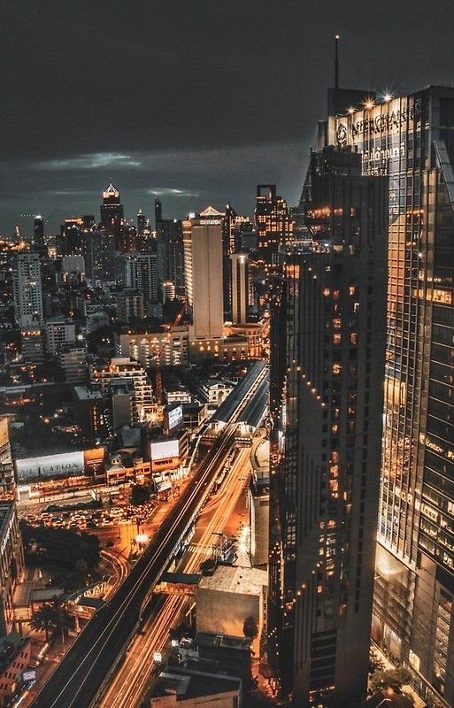 Night Lights Iphone Case By Pictureeyes In 2020 City Aesthetic Night Aesthetic City Lights Wallpaper