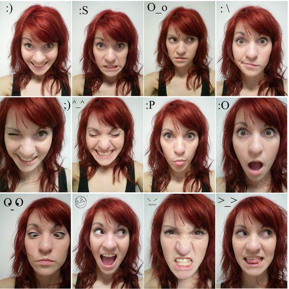 Facial Expression Study 75