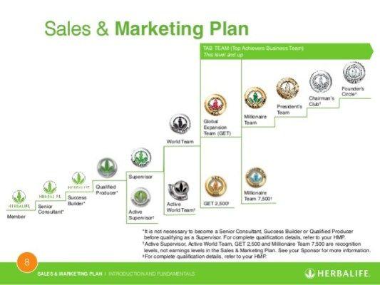 Herbalife Business Plan Herbalife Business Herbalife Herbalife Plan