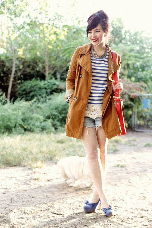 fun stripes/jacket
