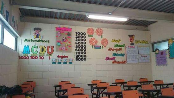 Decoración del aula                                                       …