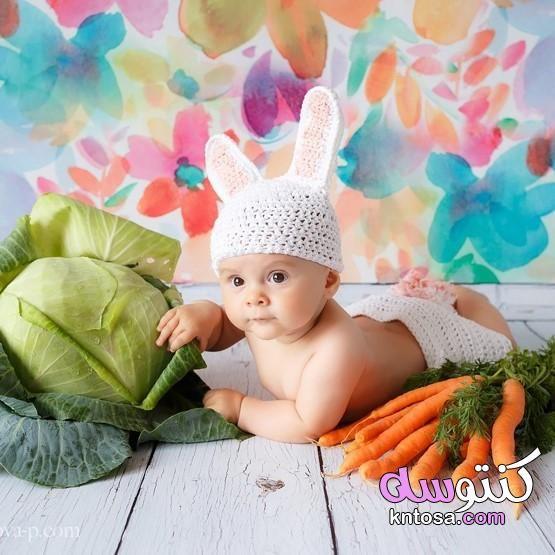 افكار لتصوير البيبي في المنزل أفكار تصوير أطفال كل شهر أفكار تصوير اطفال حديثي الولادة Crochet Hats Crochet Kids