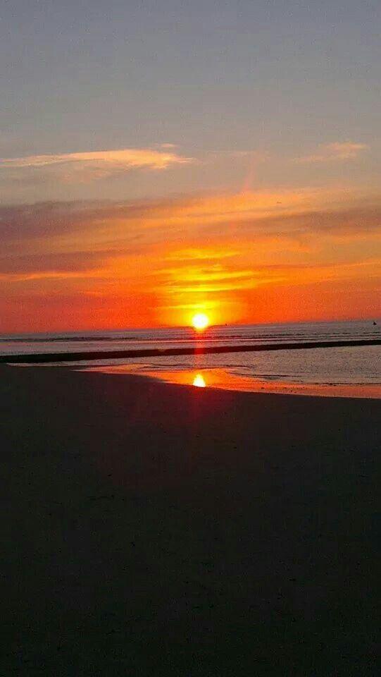 Vlieland - de Punt - Sun