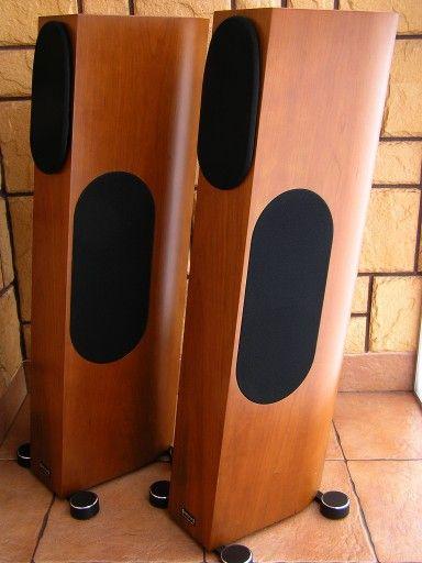Audio Physic Tempo Vi Kolumny Podlogowe Hi End 7379806189 Oficjalne Archiwum Allegro Alta Fidelidad Escuchando Musica